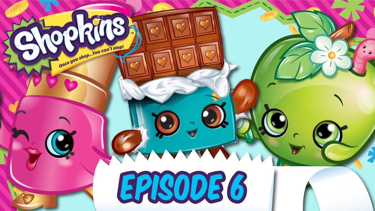Shopkins cartoon episode 6 chop chop toy box chest - Shopkins cartoon episode 5 ...